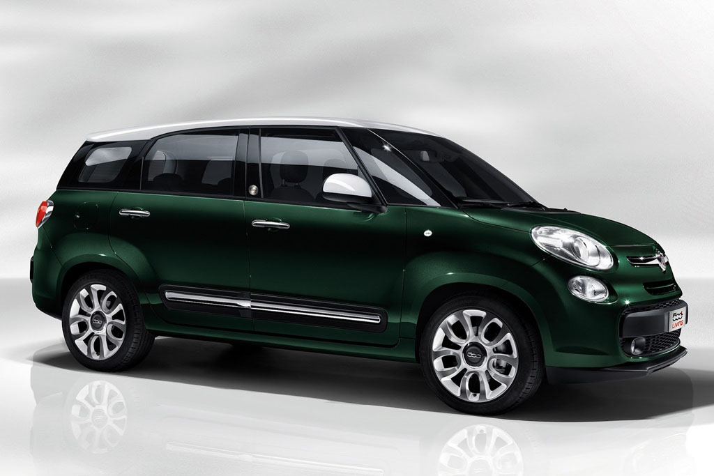 new car release in india 2013Fiat 500L New Living 7Seater MPV  Cars and Bike  Latest Car